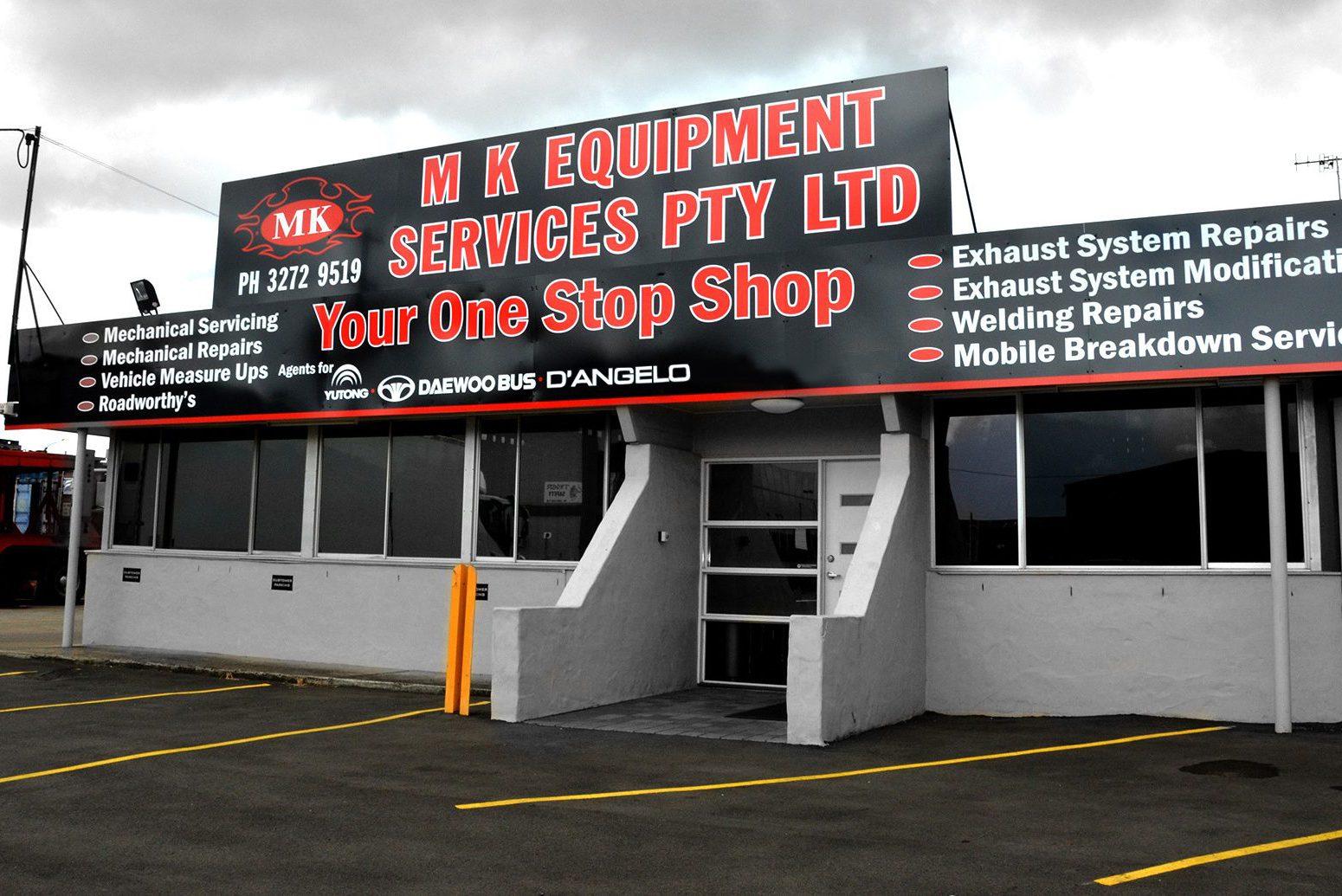 MK Equipments